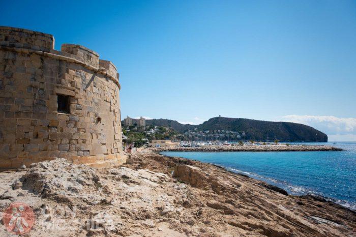 Castell de Teulada-Moraira