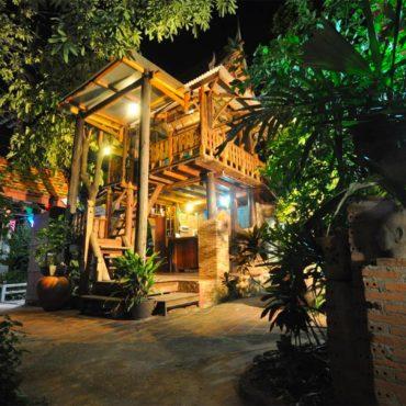 Albergue Ayutthaya Bouchic Hostel