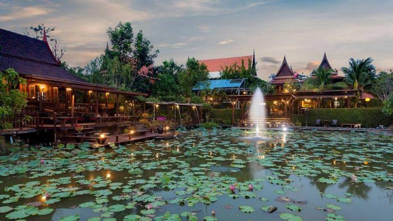 Donde dormir en Ayutthaya: nuestras recomendaciones