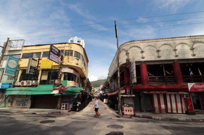 Phuket, cuyo negocio turístico está devastado, será el primer destino de Tailandia en abrirse al mundo.